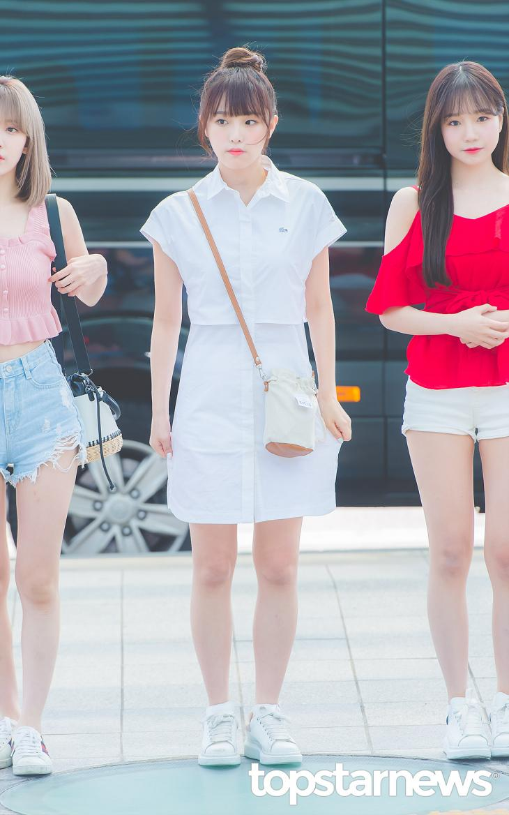 아이즈원(IZ*ONE) 최예나 / 인천, 최규석 기자