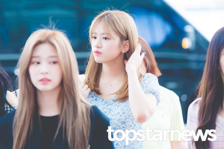 아이즈원(IZ*ONE) 안유진 / 인천, 최규석 기자
