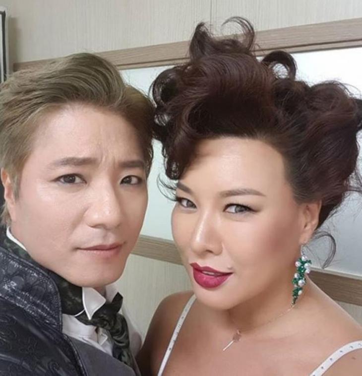 임태경-정영주 / 정영주 인스타그램