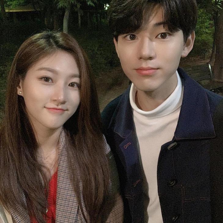 김새론-배현성 / 김새론 인스타그램