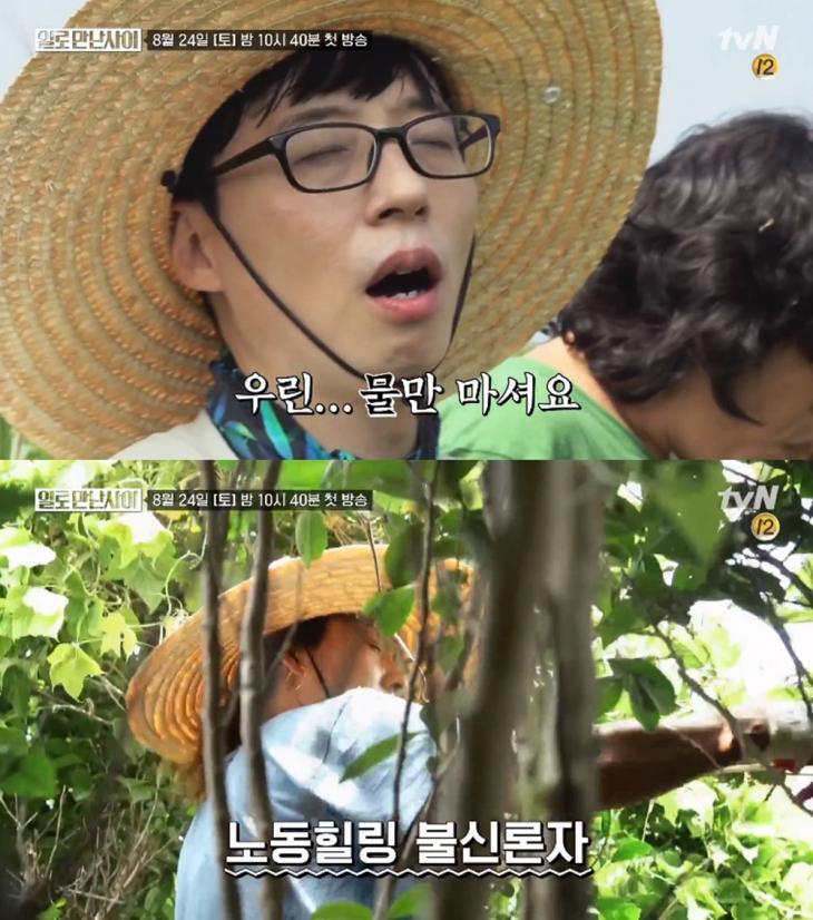 tvN '일로 만난 사이' 예고편 캡처