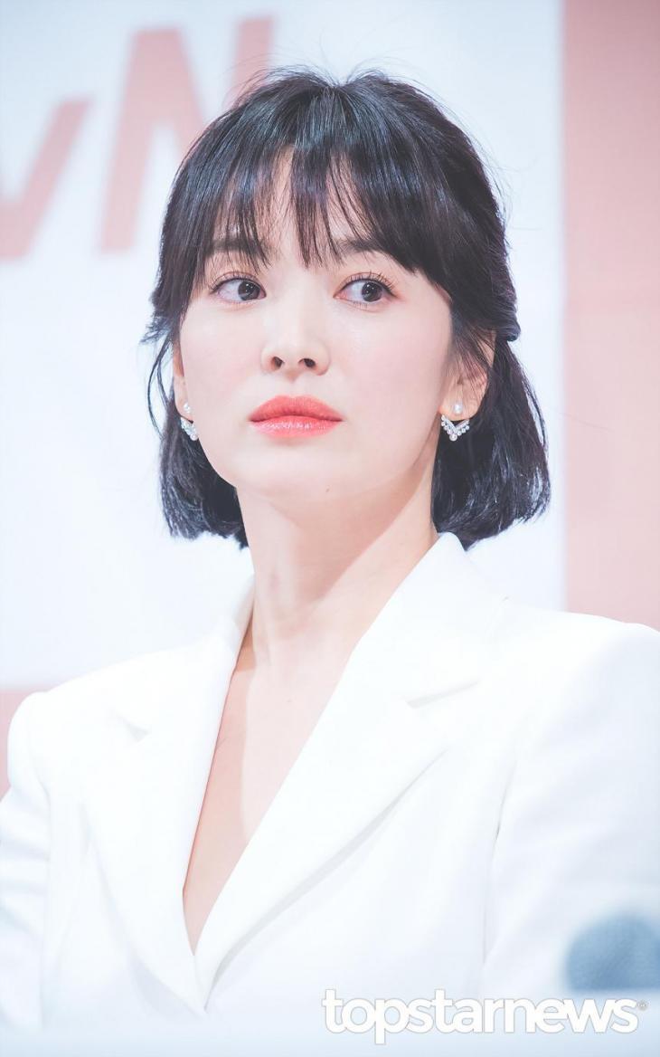 송혜교 / 톱스타뉴스 HD포토뱅크
