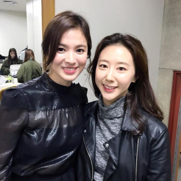 송혜교-전성초 / 온라인 커뮤니티