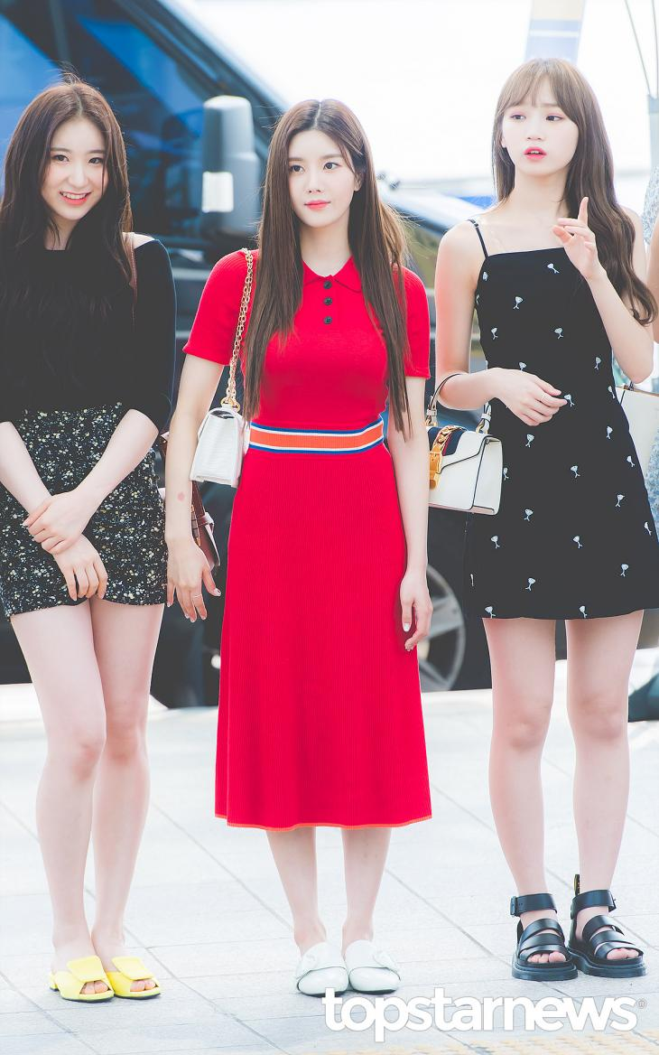 아이즈원(IZ*ONE) 권은비 / 인천, 최규석 기자