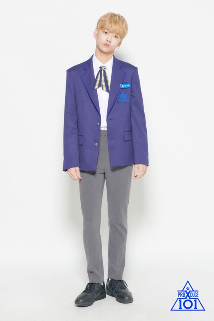 강석화 / Mnet '프로듀스X101'