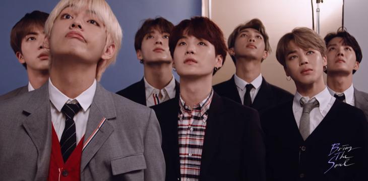BTS (방탄소년단) 'BRING THE SOUL: DOCU-SERIES' Official Trailer