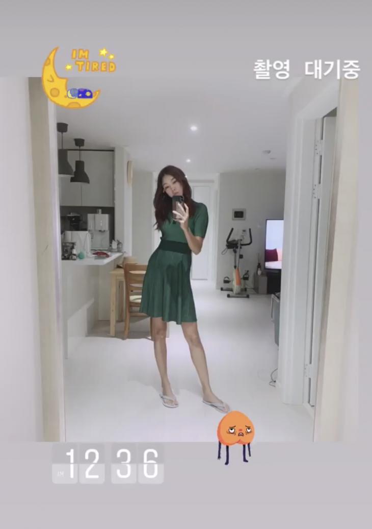 한혜진 인스타그램