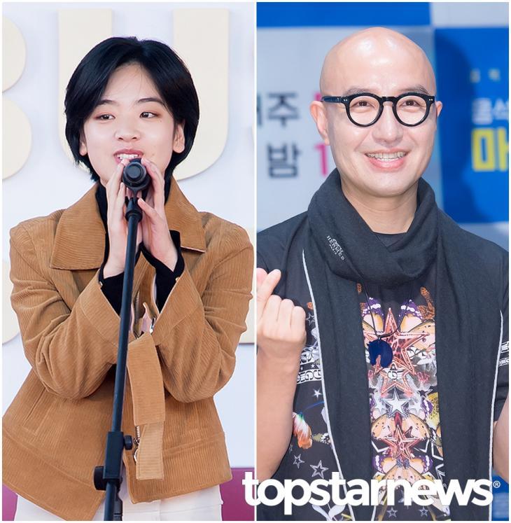 이주영, 홍석천 / 톱스타뉴스 HD포토뱅크