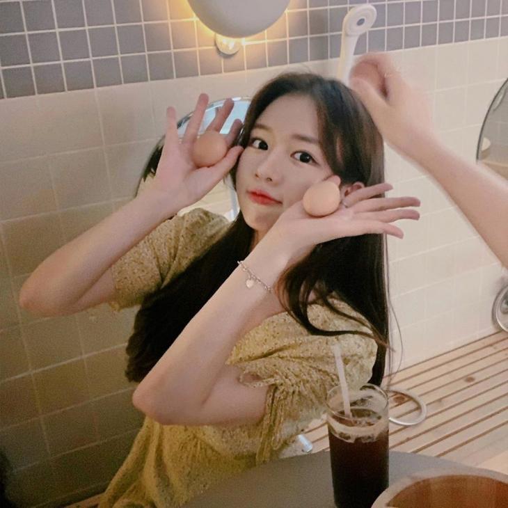 김진아 SNS