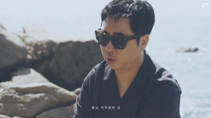 이동우 / SM STATION3 이동우X송광식 영상 캡처