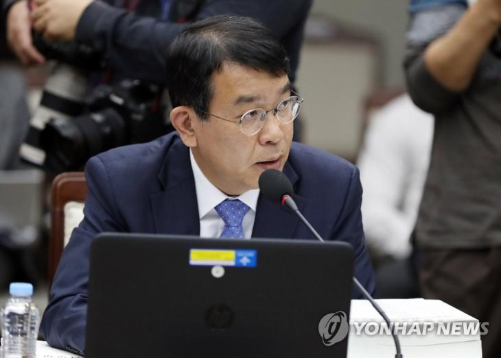 국방위원회 소속 김종대 의원 / 연합뉴스