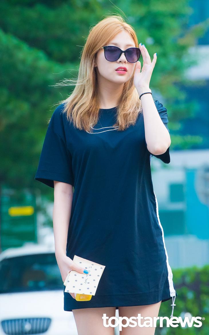 에이핑크(Apink) 오하영 / 서울, 정송이 기자