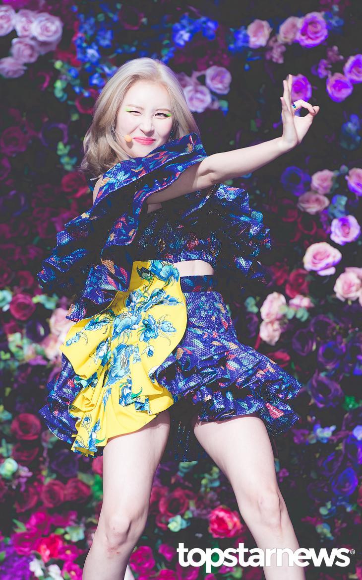 선미(SUNMI) / 서울, 최규석 기자