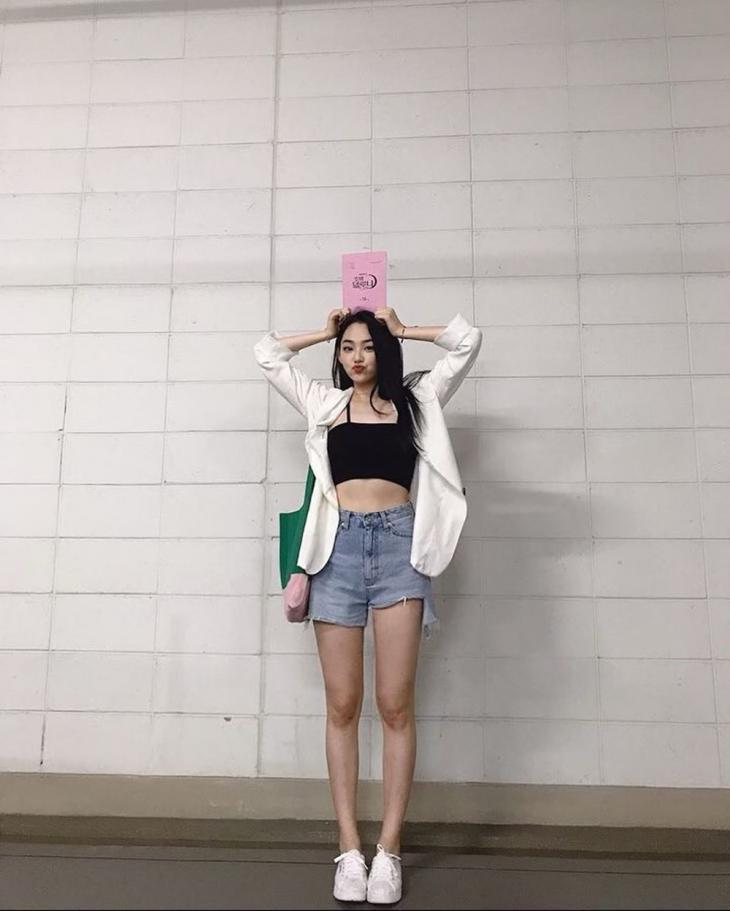 구구단(gugudan) 미나 인스타그램