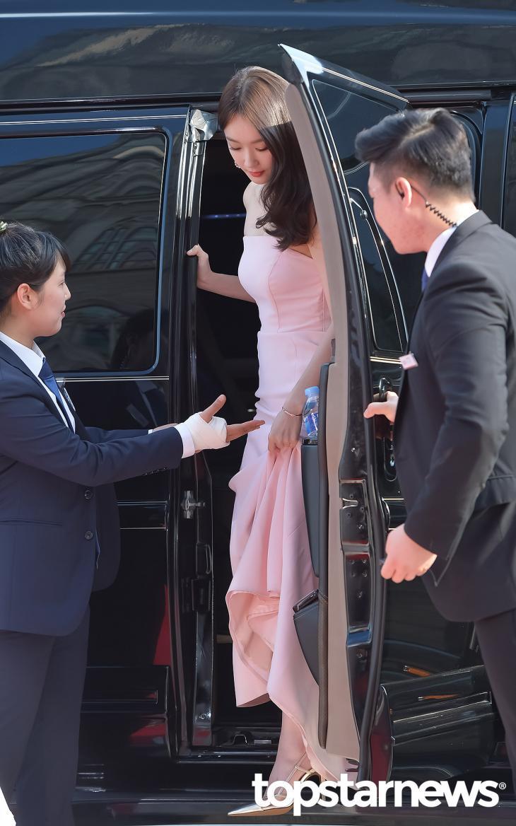 다비치(Davichi) 강민경 / 서울, 최규석 기자
