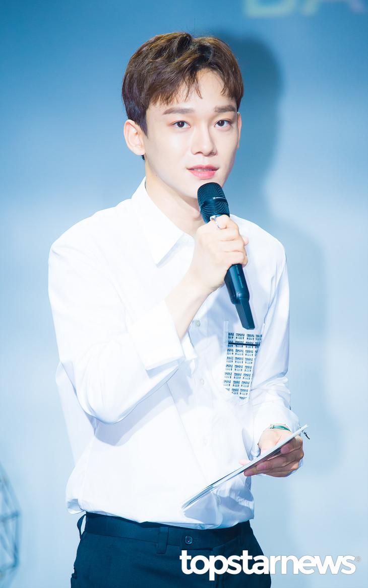 엑소(EXO) 첸 / 톱스타뉴스 HD포토뱅크