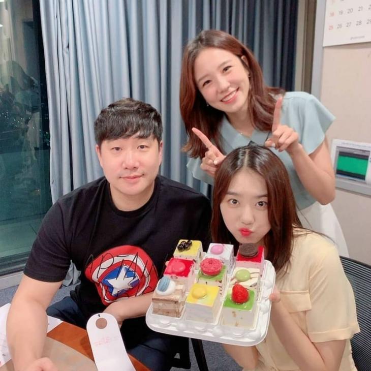 장예원 아나운서 인스타그램