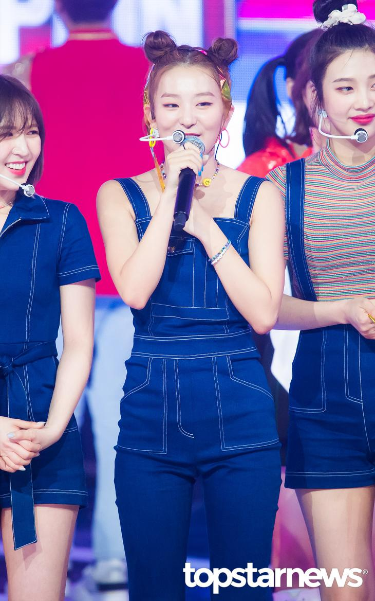 레드벨벳(Red Velvet) 슬기 / 경기, 정송이 기자
