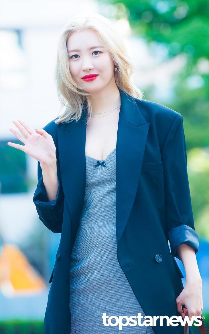 선미(SUNMI) / 서울, 정송이 기자