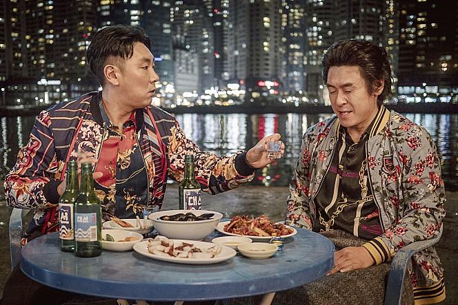 조진웅-설경구 / '퍼펙트맨' 스틸컷
