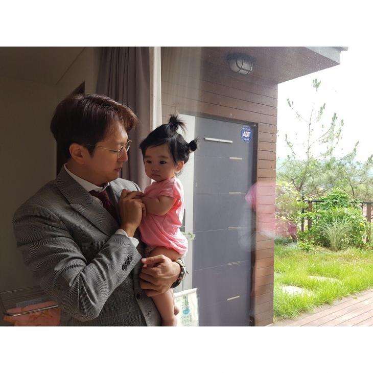 한석준-딸 / 한석준 인스타그램