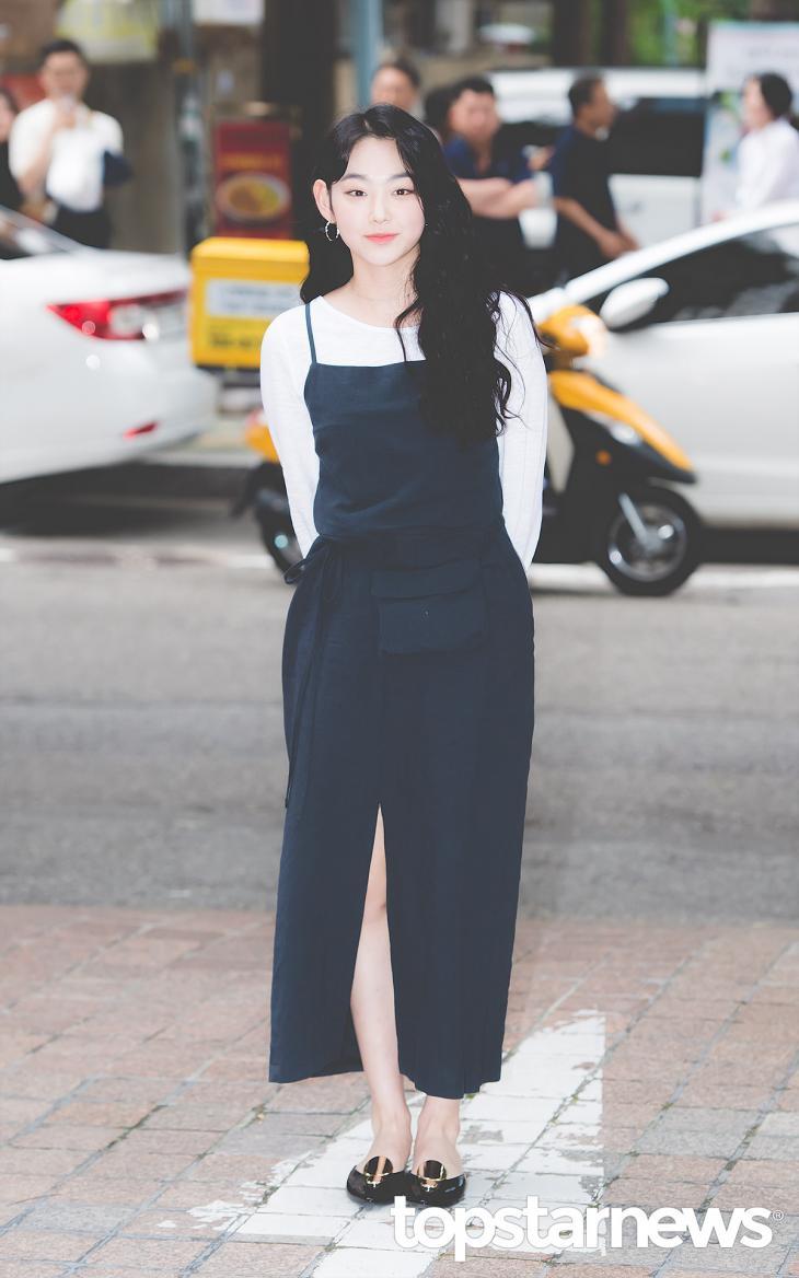 구구단(gugudan) 강미나 / 서울, 최규석 기자