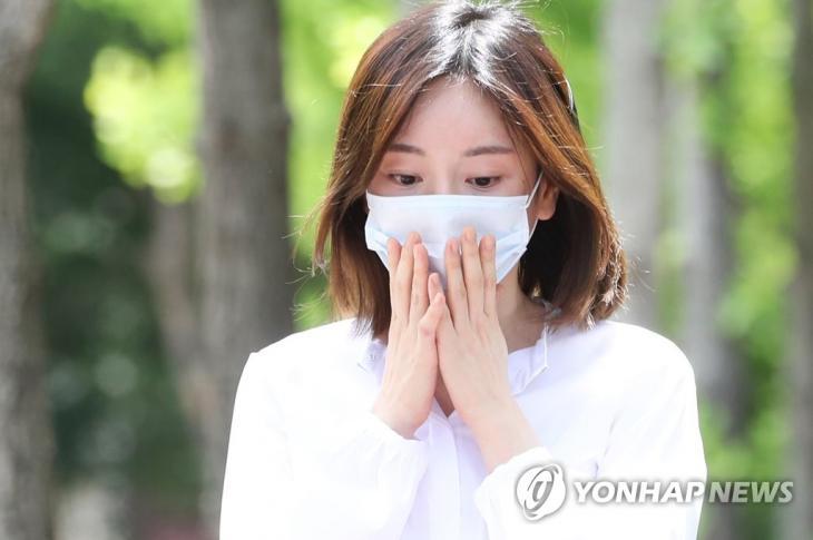 황하나 / 연합뉴스 제공