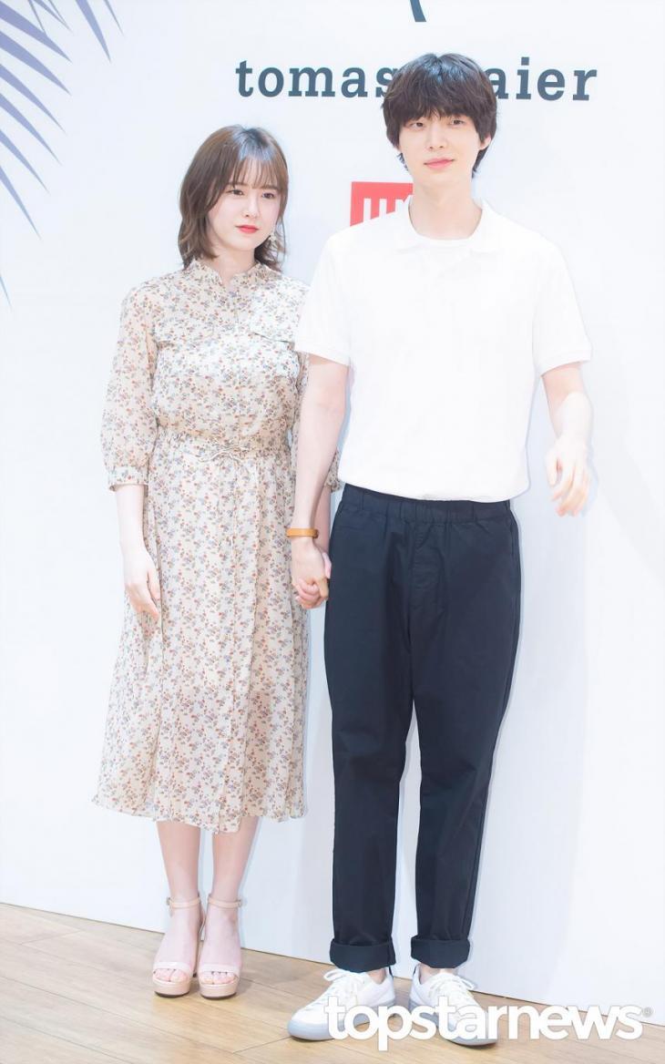 구혜선-안재현 / 톱스타뉴스 HD포토뱅크