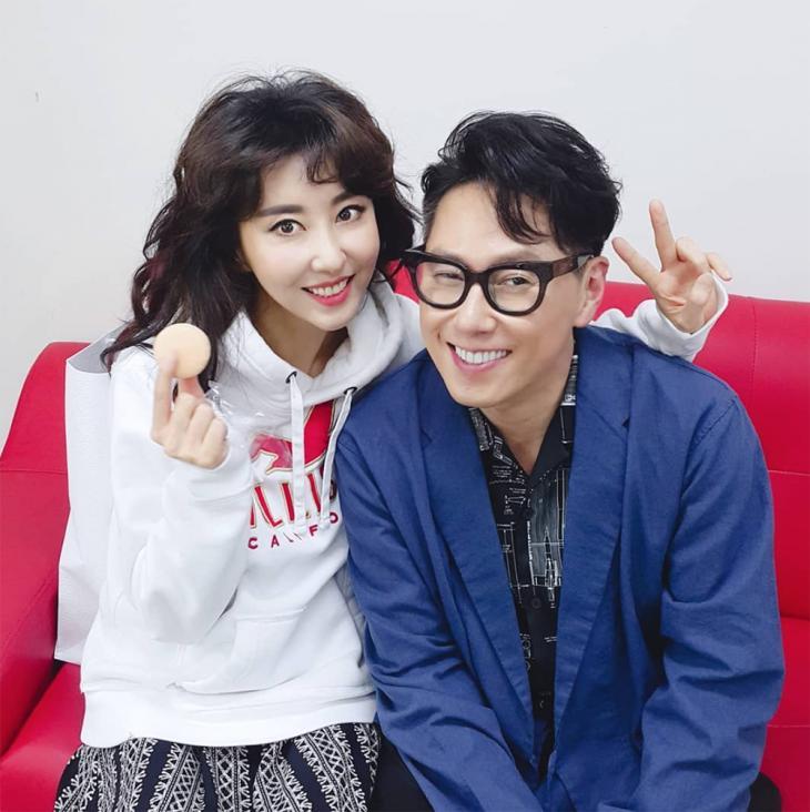 김완선-윤종신 / 김완선 인스타그램