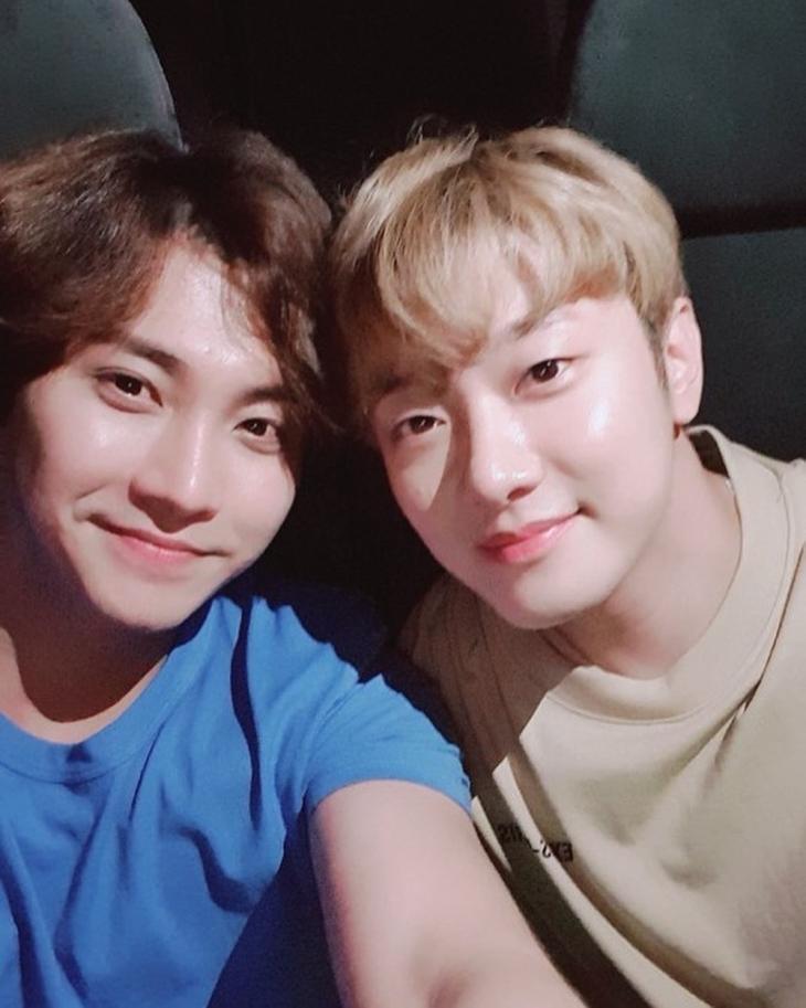 FT아일랜드 송승현-최민환 / 최민환 인스타그램