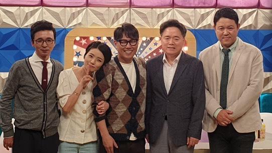 김국진-안영미-윤종신-