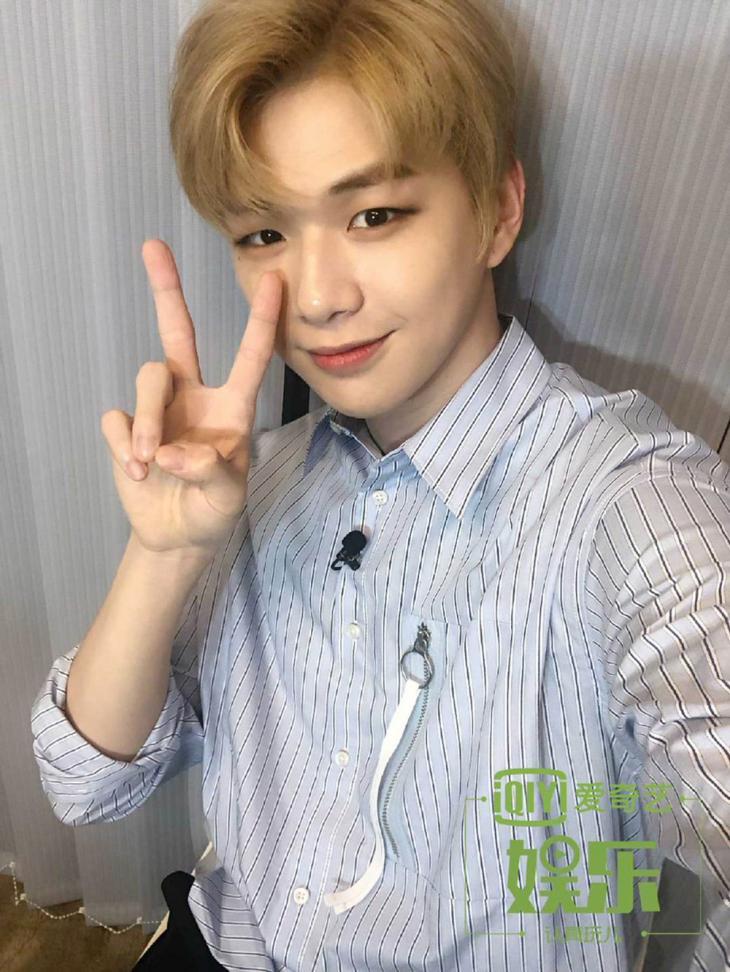 강다니엘 / 아이치이(iQYI) 웨이보