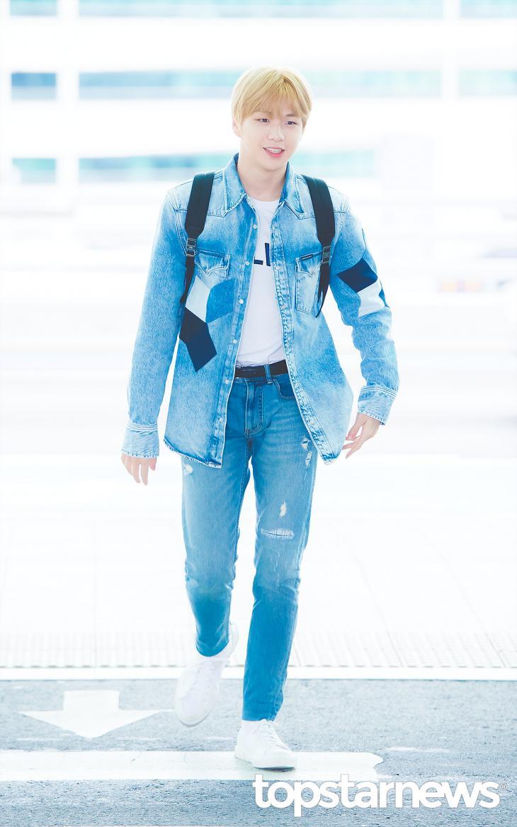 강다니엘 / 인천, 최규석 기자