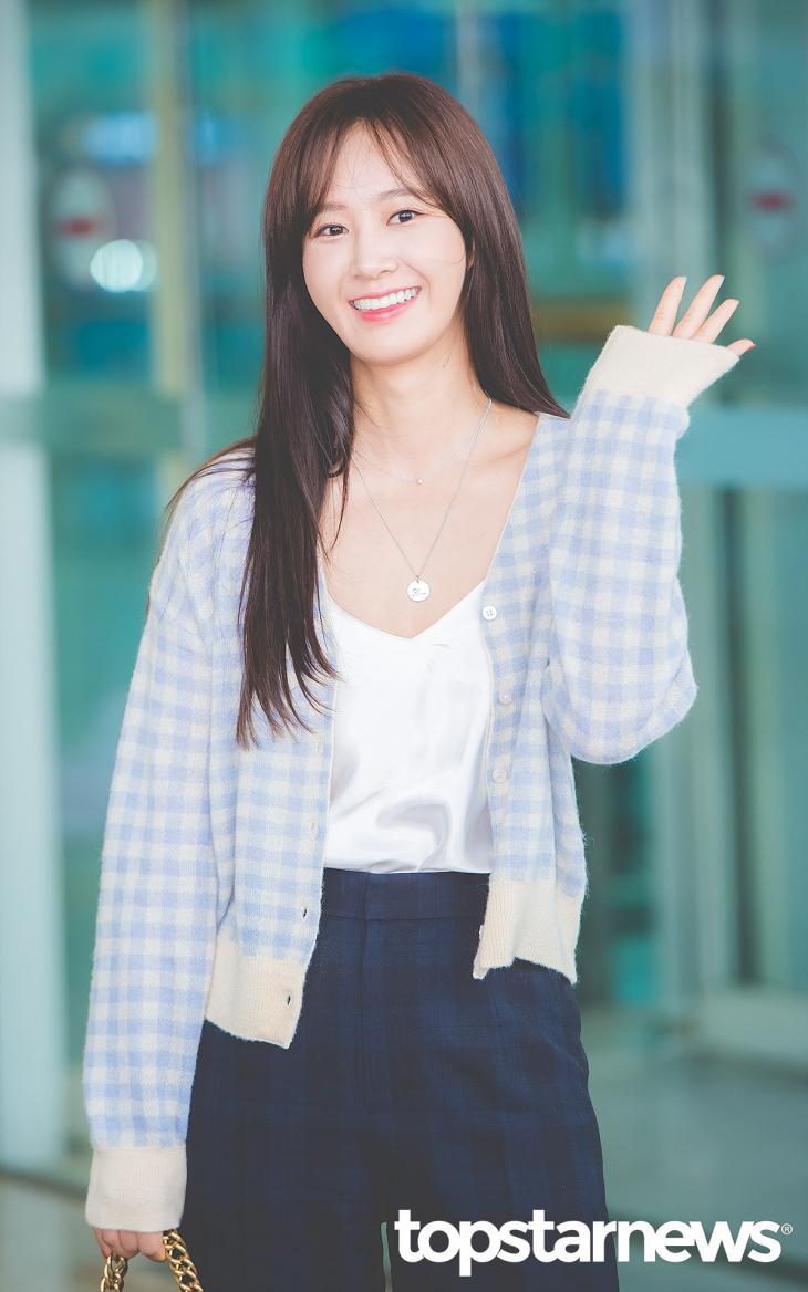 소녀시대(SNSD) 유리 / 인천, 최규석 기자