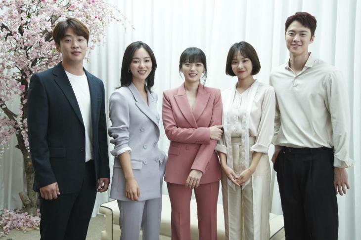 '멜로가 체질' 출연진 / JTBC 제공