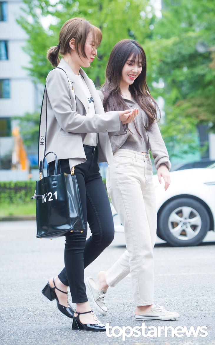 레드벨벳(Red Velvet) 웬디-아이린 / 서울, 정송이 기자