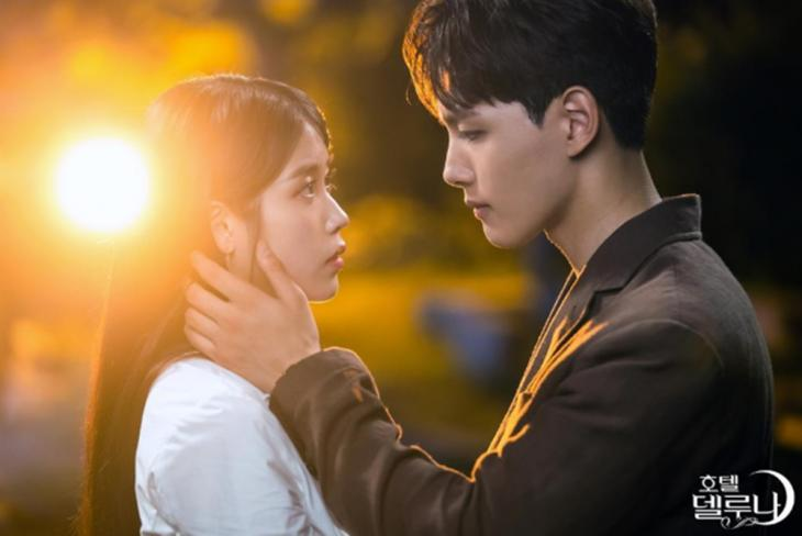tvN '호텔 델루나' 공식 홈페이지