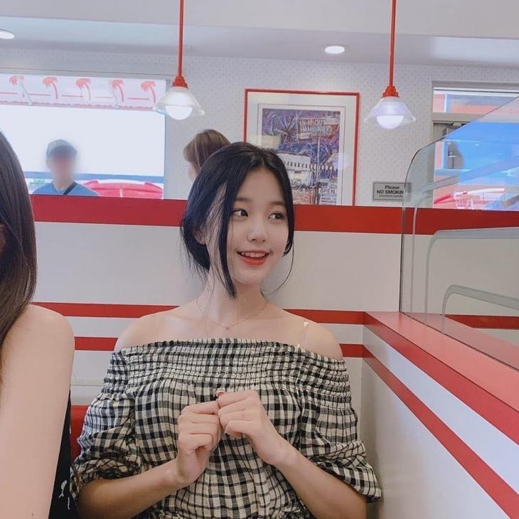 장원영 인스타그램