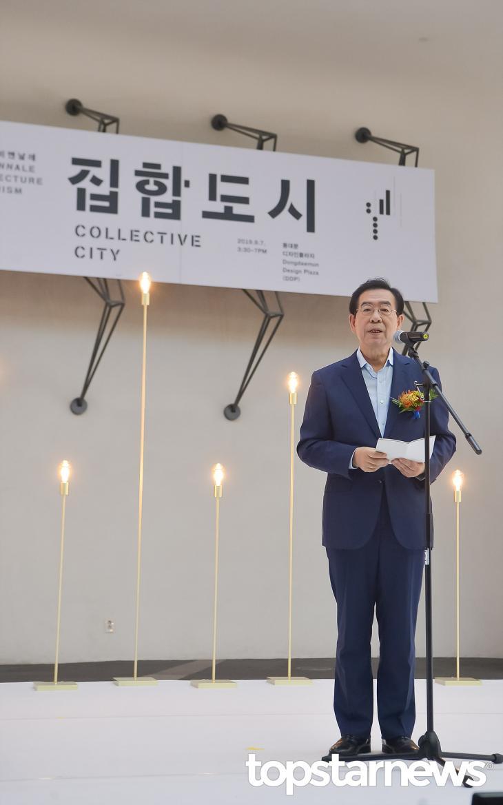 박원순 서울시장 / 서울, 최규석 기자