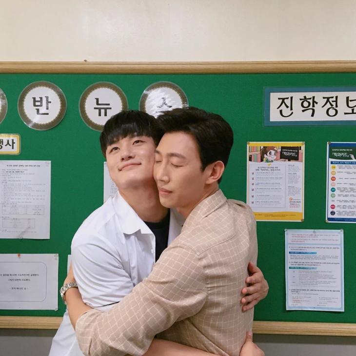 신승호-강기영 / 강기영 인스타그램
