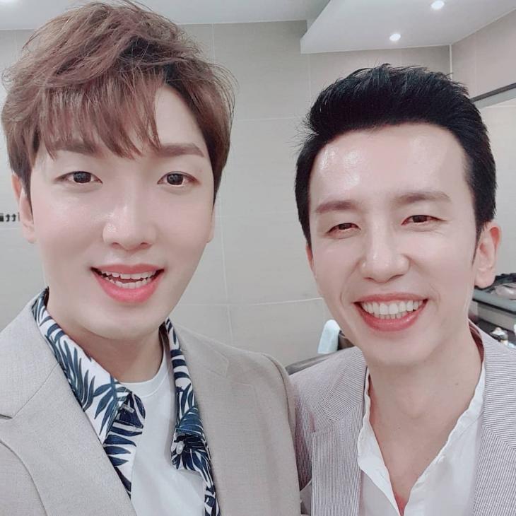 황인욱-유희열 / 황인욱 인스타그램