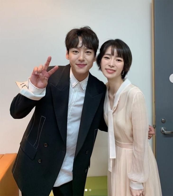곽시양-임지연 / 임지연 인스타그램