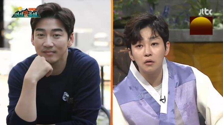 JTBC '어서 말을 해' 방송 캡처