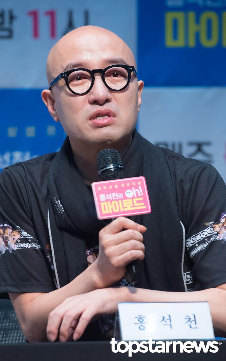 홍석천 / 톱스타뉴스 HD포토뱅크