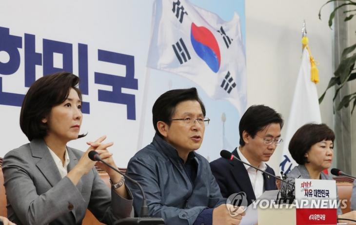 황교안 / 연합뉴스
