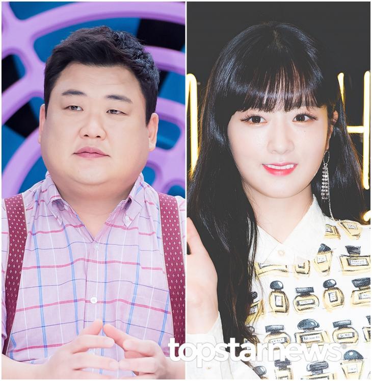 김준현, 윤보미 / 톱스타뉴스 HD포토뱅크
