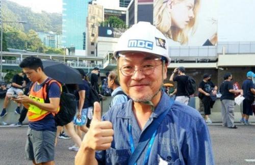 김의성 / SCMP 캡처, 연합뉴스 제공