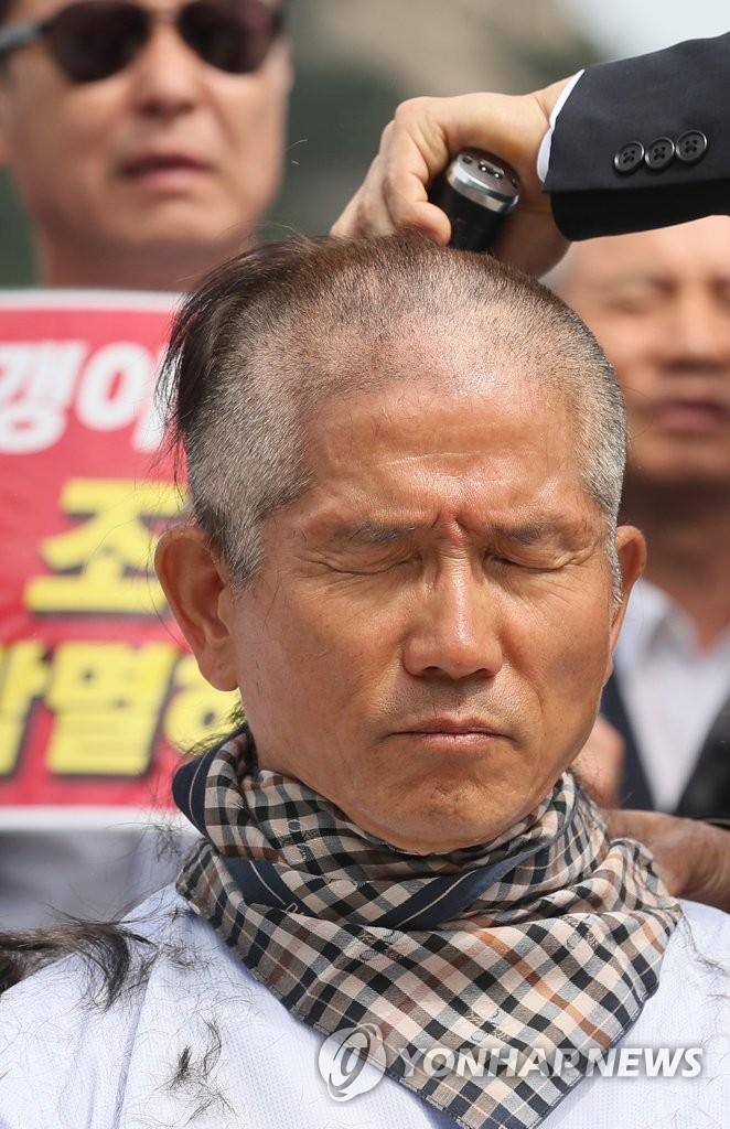 김문수 / 연합뉴스