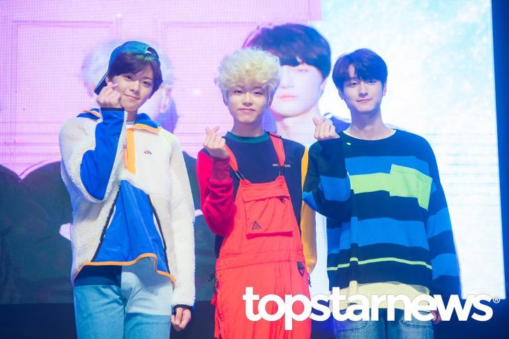 틴틴(TEEN TEEN) 이우진-이진우-이태승 / 톱스타뉴스 HD포토뱅크