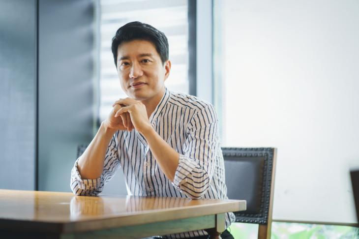 김명민 / 워너브러더스 코리아
